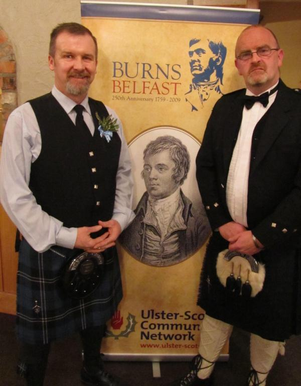 Burns Event in Ballymoney